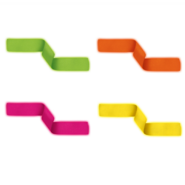 MR20024/25/26/27 Neon Ribbon - Pack of 10